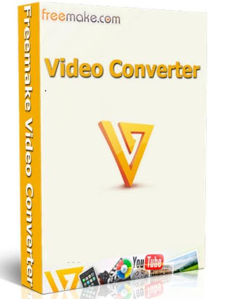 Freemake Video Converter 4.1.12.102 Crack + Serial Key 2021 Download