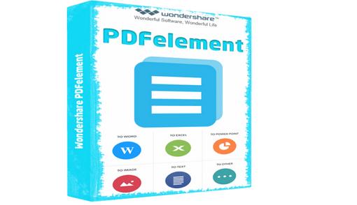 Wondershare PDFelement Pro 8.1.11.678 Crack + Key Torrent Latest 2021